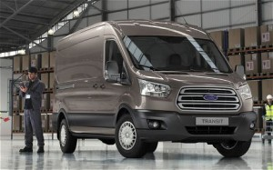 Ford Reveals 2014 Transit